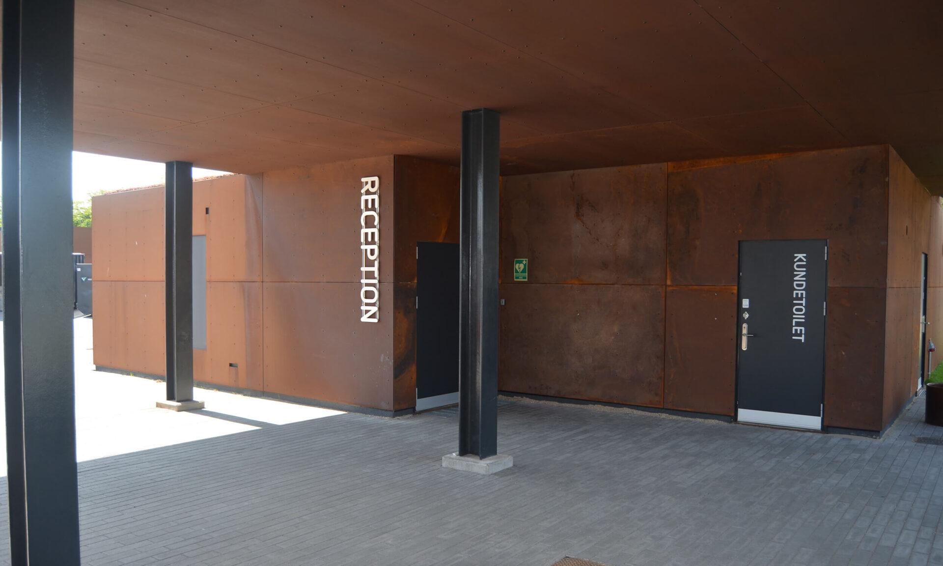 Gentofte Genbrugs Station
