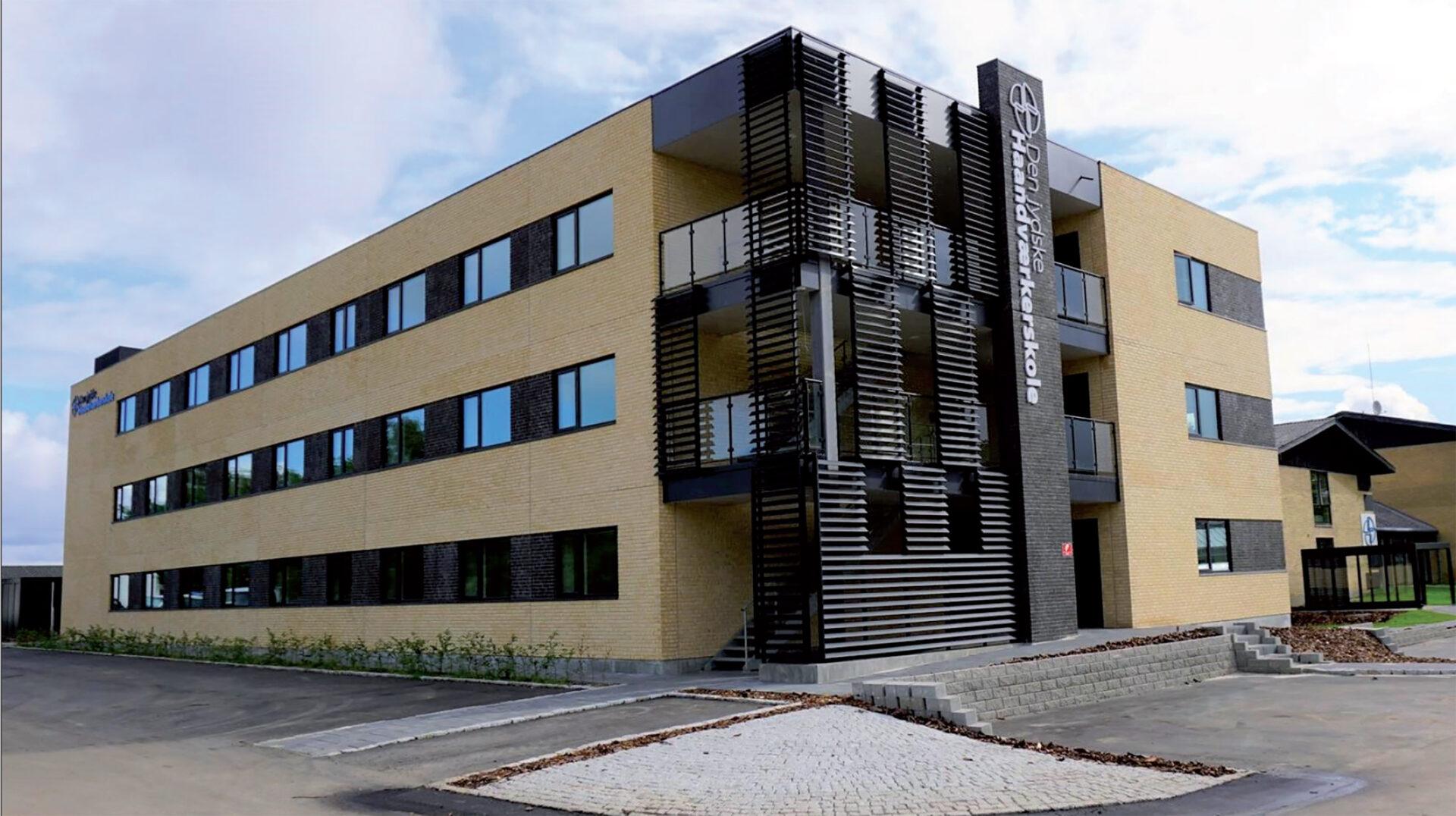 Den Jyske Håndværkerskole