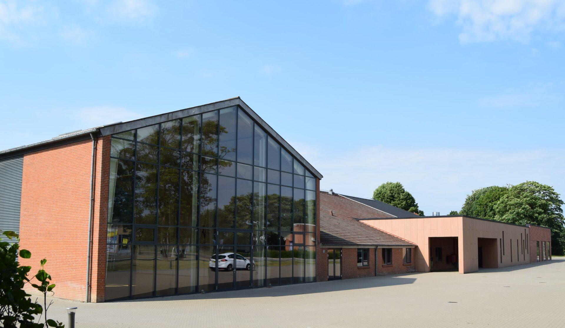 Idrætsefterskolen Lægården